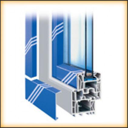 Finestre e Portefinestre in Alluminio/PVC