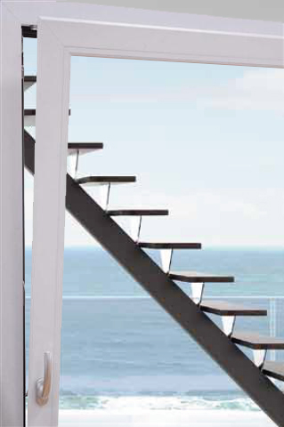 Finestre e portefinestre in alluminio emme serramenti - Finestra ribalta sganciata ...