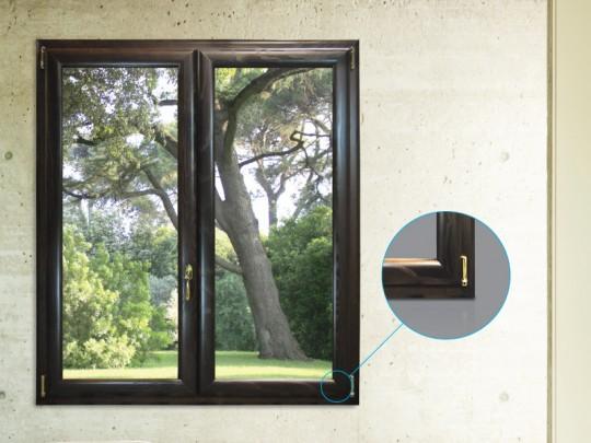 Finestre e serramenti in alluminio legno emme serramenti - Finestre legno e alluminio ...