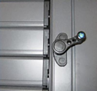 Persiane In Alluminio Con Lamelle Orientabili Emmesserramenti