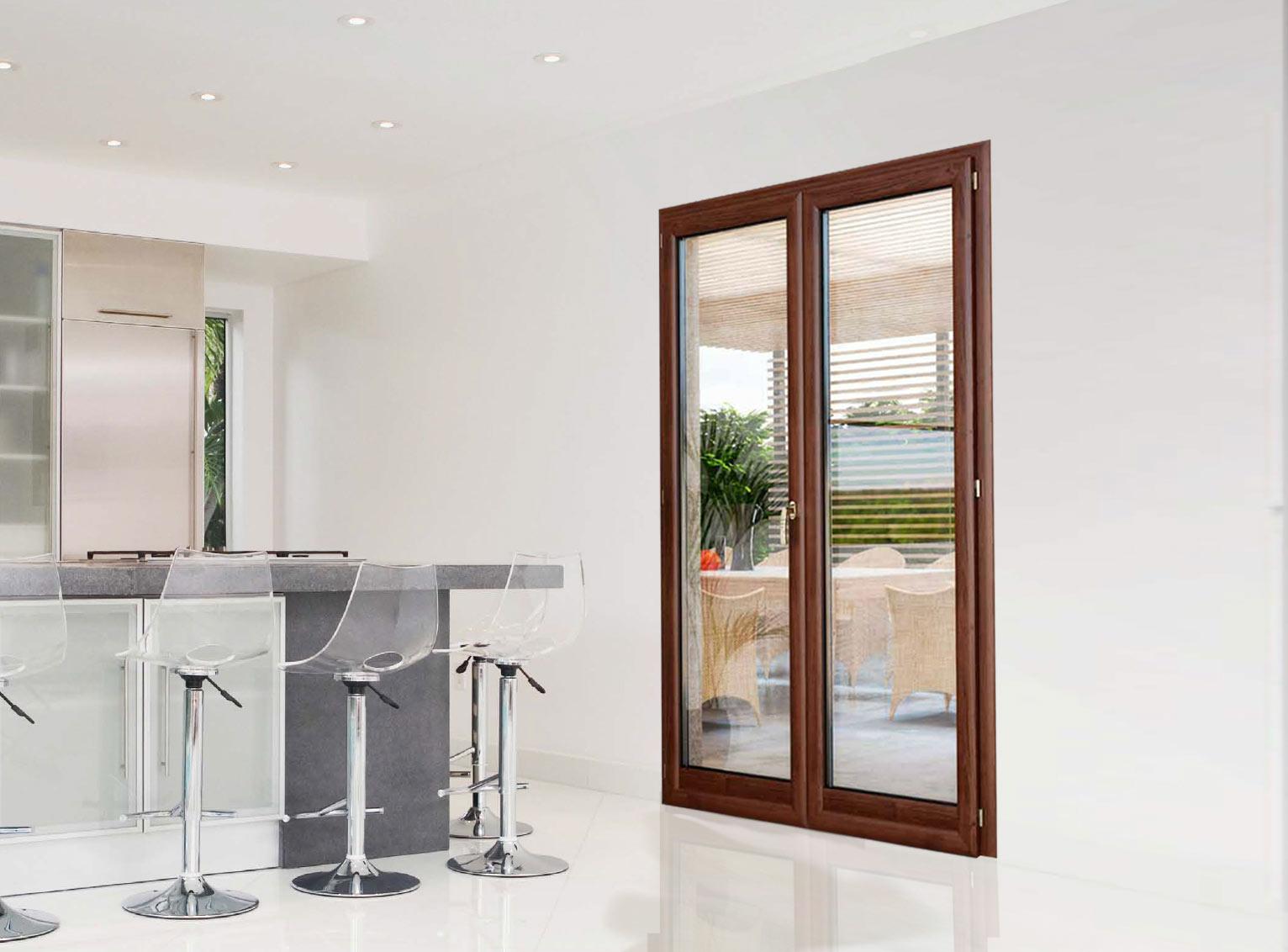 Serramenti finestre alluminio legno emmeserramenti - Finestre alluminio legno ...