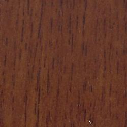Persiana in alluminio con lamelle fisse colore golden oak