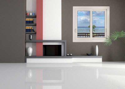 Finestra-PVC-di-Sicurezza-Scorrevole-Bianco
