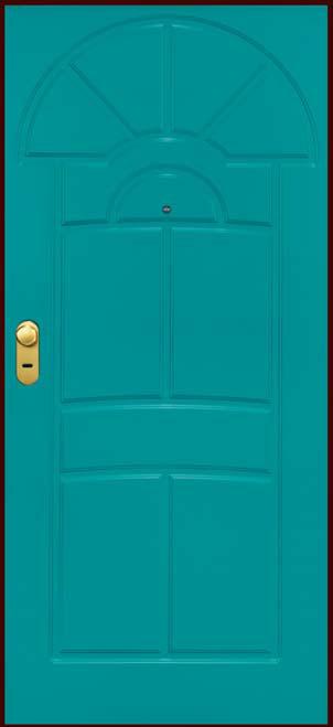 Porte-Blindate-Serramenti-di-Sicurezza-Emme-Serramenti-pannello-RAL5018-1