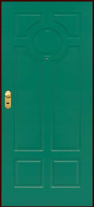 Porte-Blindate-Serramenti-di-Sicurezza-Emme-Serramenti-pannello-RAL6000-1