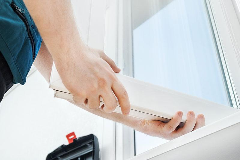 Staff montaggio finestre