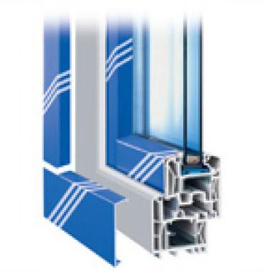 Dettaglio Finestra Alluminio PVC